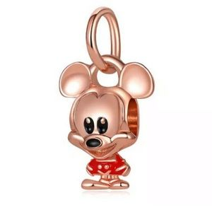 New Disney Baby Mickey European 925 Charm Bead